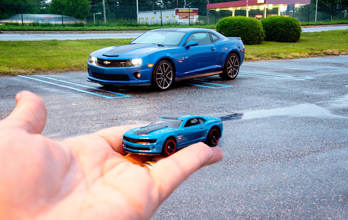 2013 Hot Wheels Edition Chevrolet Camaro