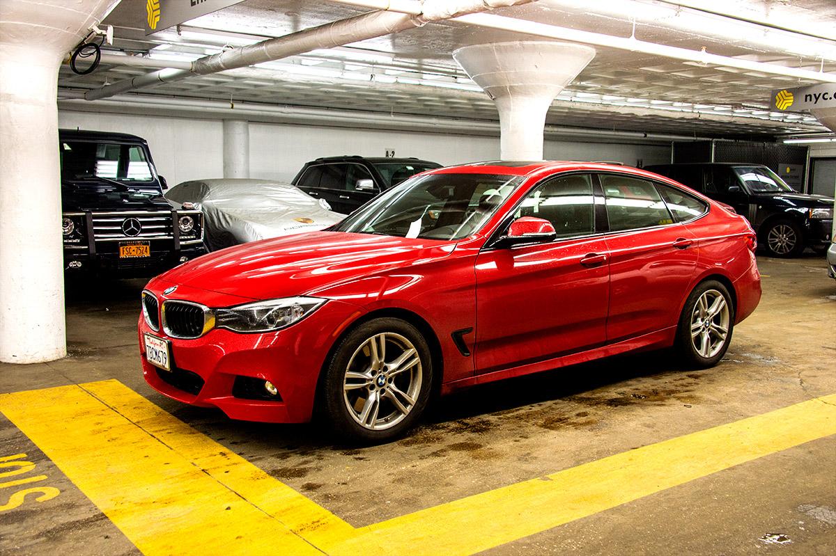 2014 BMW 335i xDrive Gran Turismo